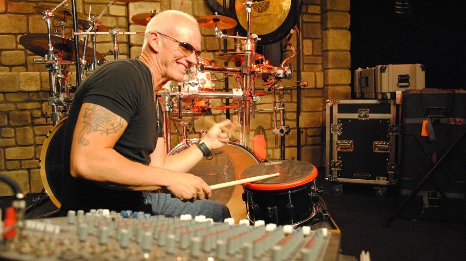 jamie borden, studio 824, drummer, drums