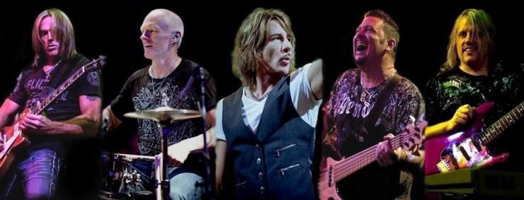 Phoenix Las Vegas, phoenix rock band, mandalay bay, Cannery